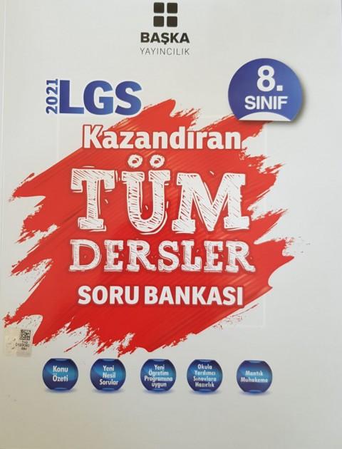 2021 Lgs 8. Sınıf Tüm Dersler Soru Bankası