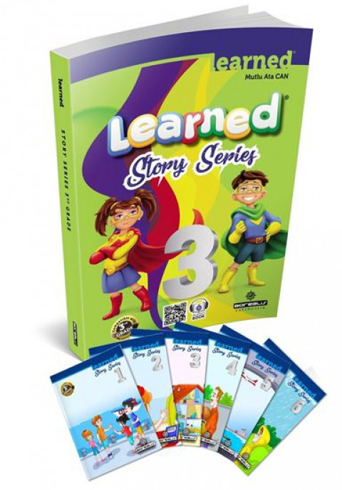 3.sınıf Hikaye Learned English Story Series