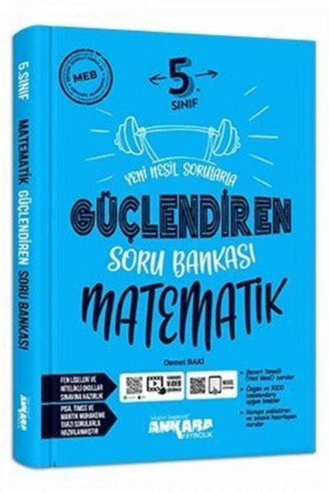 5. Sınıf Güçlendiren Matematik Soru Bankası