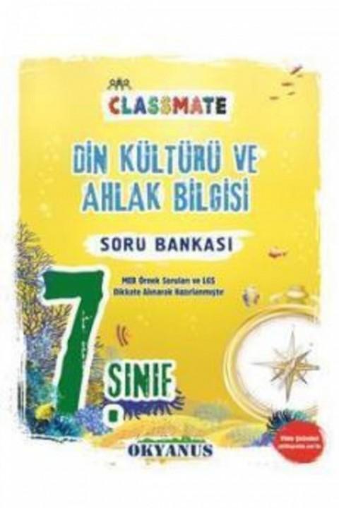 7. Sınıf Classmate Din Kültürü Soru Bankası