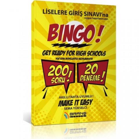 8. Sınıf Lgs İngilizce 20 Deneme Bingo - Sema Yükselci