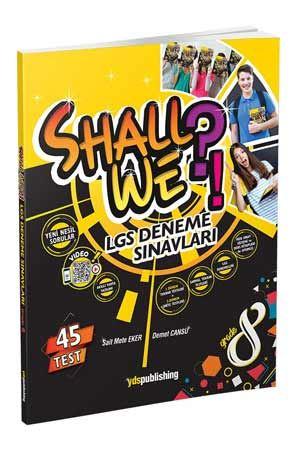 8.SINIF SHALL WE LGS DENEME SINAVI