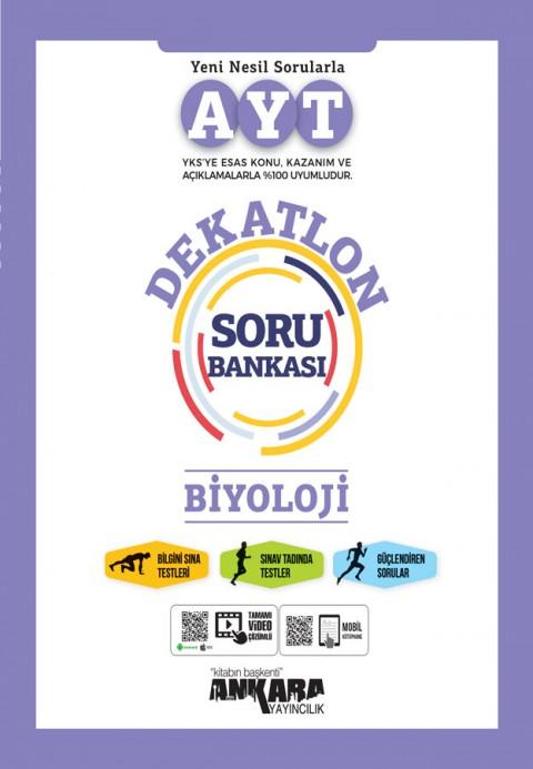 AYT Biyoloji Soru Bankası Ankara Yayıncılık