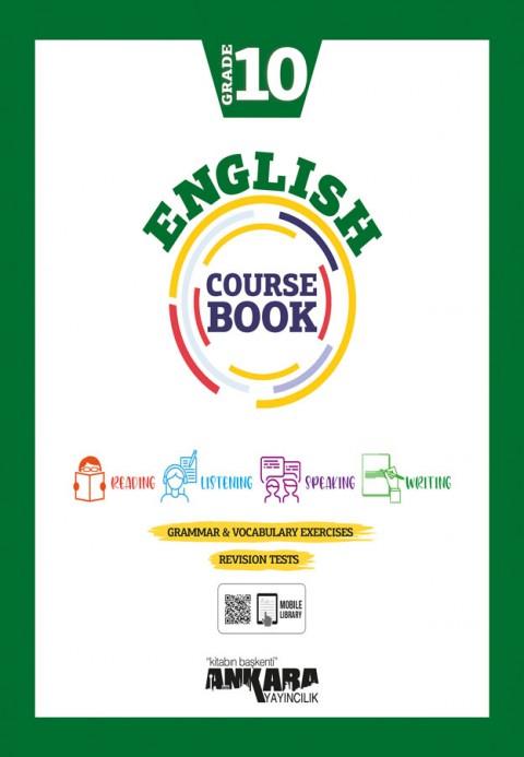 Ankara Yayıncılık 10. Sınıf Englısh Course Book