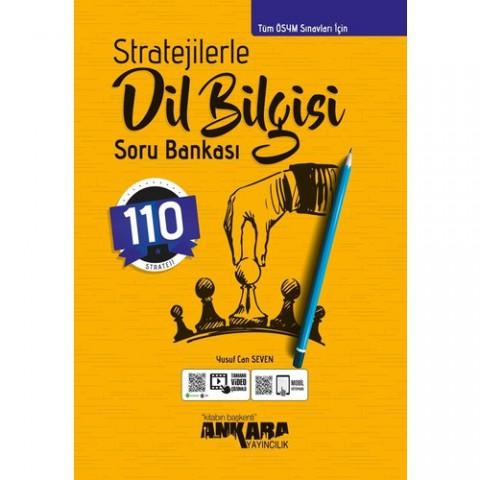 Ankara Yayıncılık Stratejilerle Dil Bilgisi Soru Bankası