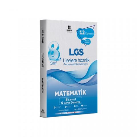 Başka 2020 Lgs Matematik 12 Deneme