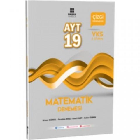 Başka Ayt Matematik 19 Çizgi Denemesi