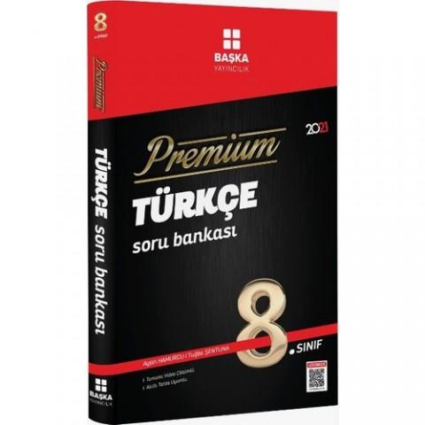 Başka Yayınları 8. Sınıf LGS Premium Türkçe Soru Bankası