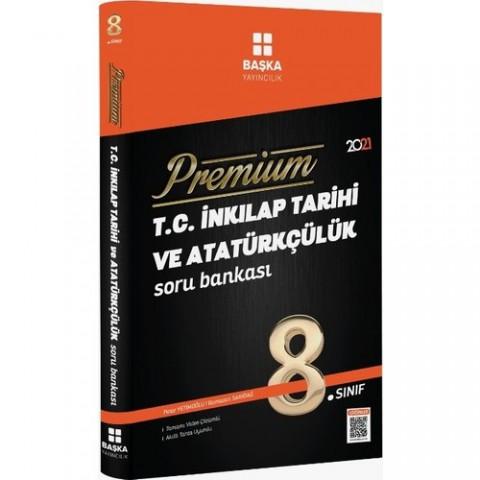 Başka Yayınları Premium 8 Sınıf LGS T.c. Inkılap Tarihi ve Atatürkçülük Soru Bankası