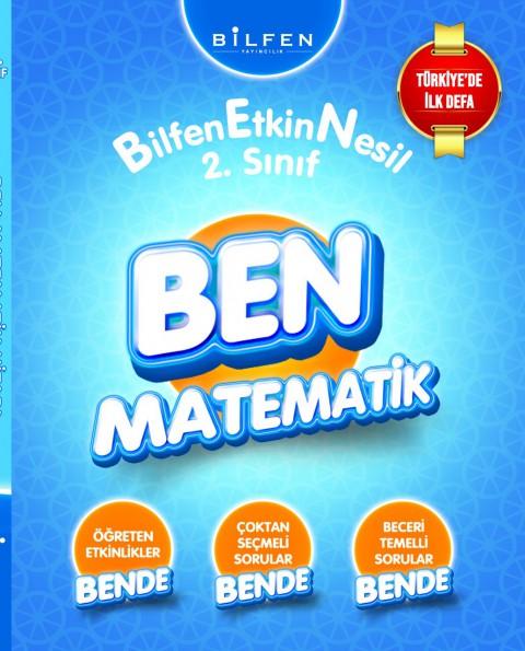 Bilfen Yayıncılık 2. Sınıf Ben Matematik