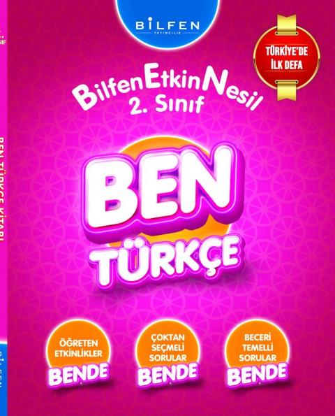 Bilfen Yayıncılık 2. Sınıf Ben Türkçe