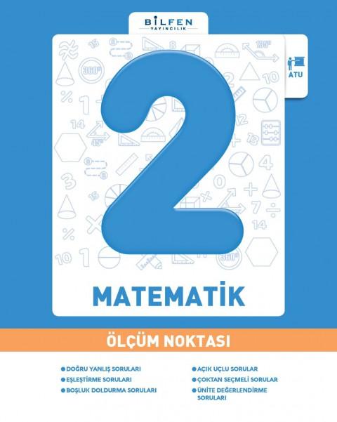 Bilfen Yayınları 2. Sınıf Matematik Ölçüm Noktası 2020
