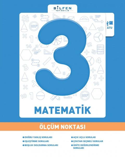 Bilfen Yayınları 3. Sınıf Matematik Ölçüm Noktası
