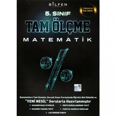 Bilfen Yayınları 5. Sınıf Matematik Tam Ölçme Yeni