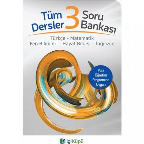 Bilgi Küpü 3.sınıf Tüm Dersler Soru Bankası