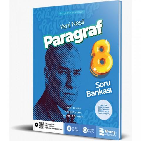 Branş Akademi 8. Sınıf Paragraf Soru Bankası