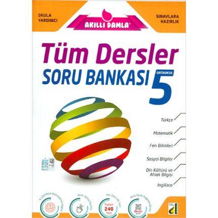 Damla 5. Sınıf Tüm Dersler Soru Bankası