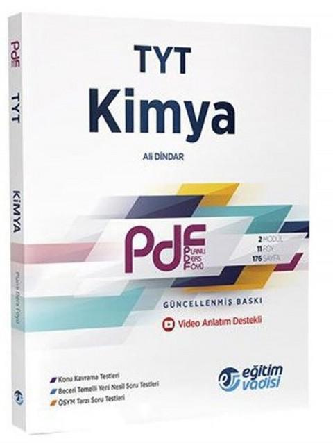 Eğitim Vadisi TYT PDF Kimya Video Anlatım Destekli