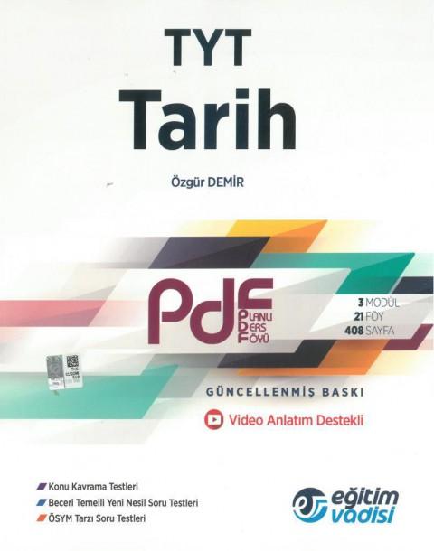 Eğitim Vadisi TYT PDF Tarih Video Anlatım Destekli