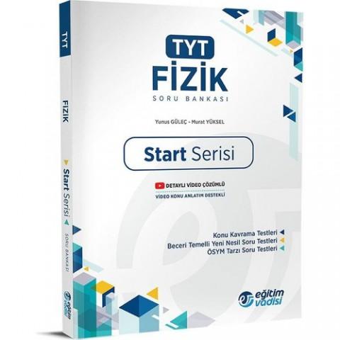 Eğitim Vadisi Yayınları TYT Fizik Start Serisi Soru Bankası Yeni 2022