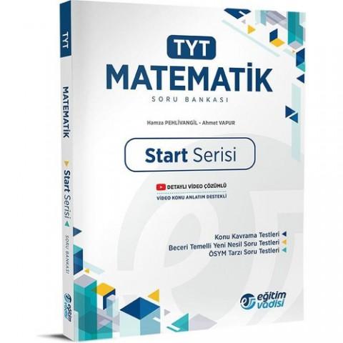 Eğitim Vadisi Yayınları TYT Matematik Start Serisi Soru Bankası Yeni 2022