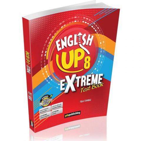 English Up 8 Extreme Test Book