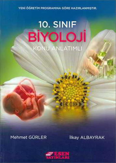Esen Yayınları 10. Sınıf Biyoloji Konu Anlatımlı