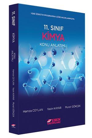 Esen Yayınları 11. Sınıf Kimya Konu Anlatımlı