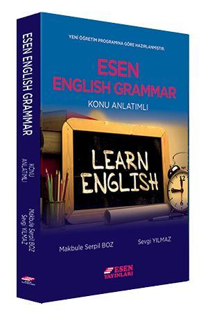Esen Yayınları English Grammar