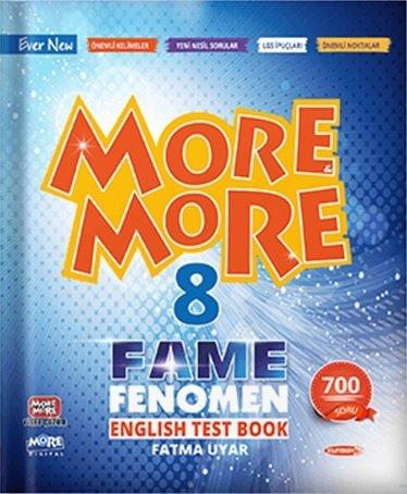 FAME FENOMEN 8 ENGLISH TEST BOOK