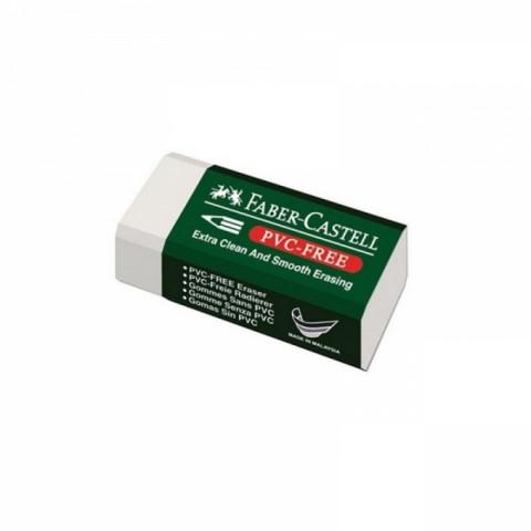 Faber Castell 7085-30 PVC-Free Beyaz Silgi