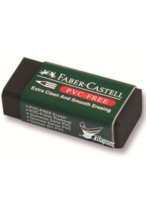 Faber Castell 7089-30 Siyah Küçük Silgi