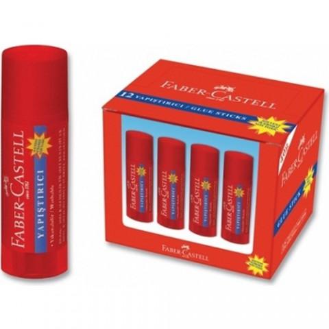 Faber-Castell Glue Stick 40 G 12'Li