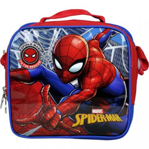Hakan Çanta Spiderman Beslenme Çantası