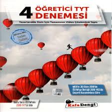 Kafadengi Yayınları Tyt Öğretici Deneme Sınavı / 4'Lü Paket (Kolay)