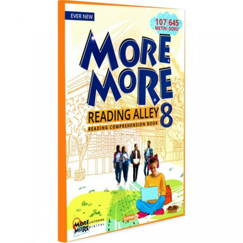 Kurmay Yayınları Elt More And More 8. Sınıf English Reading Alley
