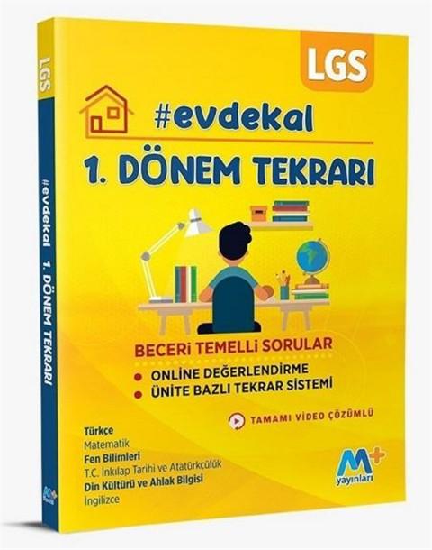 Martı Yayınları 8.sınıf Lgs Soru Bankası 1.dönem Evde Kal