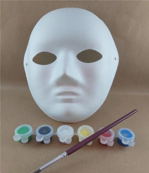 Maske Boyama Seti