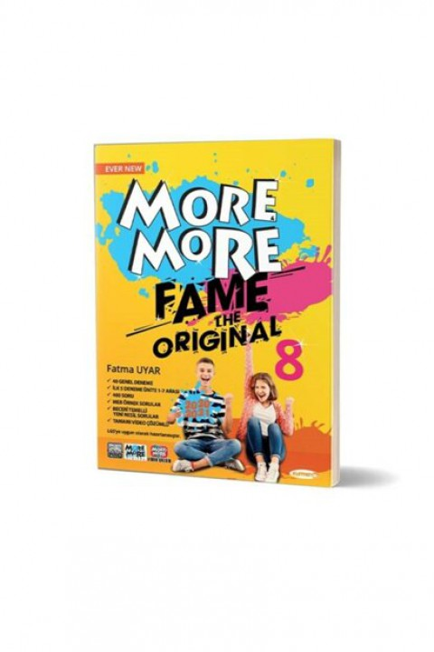 More And More 8. Sınıf Fame The Original 40 Deneme