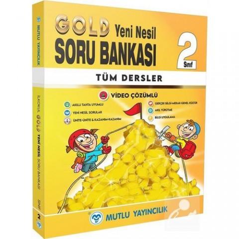 Mutlu Gold Yeni Nesil Soru Bankası 2