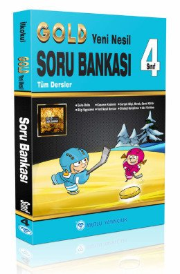 Mutlu Gold Yeni Nesil Soru Bankası 4