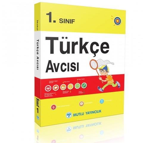 Mutlu Yayınları Türkçe Avcısı