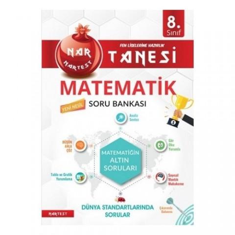 Nartest  8.sınıf Nar Tanesi Matematik Soru Bankası