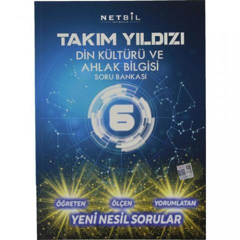 Netbil Takım Yıldızı 6. Sınıf Din Kültürü ve Ahlak Bilgisi Soru Bankası