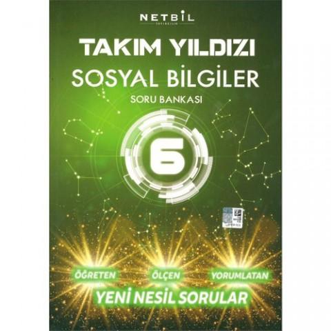 Netbill Yayınları Takım Yıldızı 6. Sınıf Sosyal Bilgiler Soru Bankası