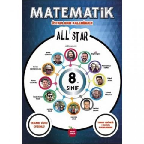 Newton Yayınları 8. Sınıf Matematik All Star Deneme
