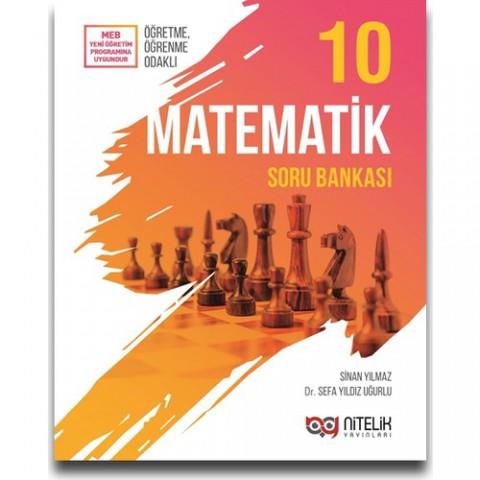 Nitelik Yayınları 10. Sınıf Matematik Soru Bankası - Sinan Yılmaz