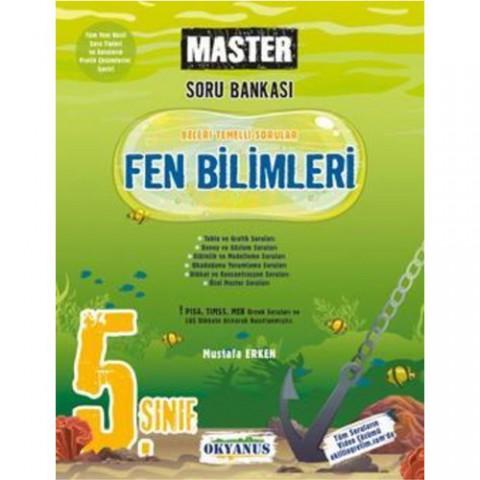 Okyanus 5. Sınıf Master Fen Bilimleri Soru Bankası