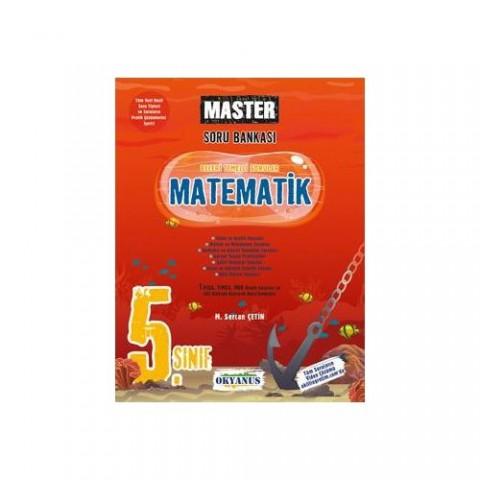 Okyanus 5. Sınıf Master Matematik Soru Bankası
