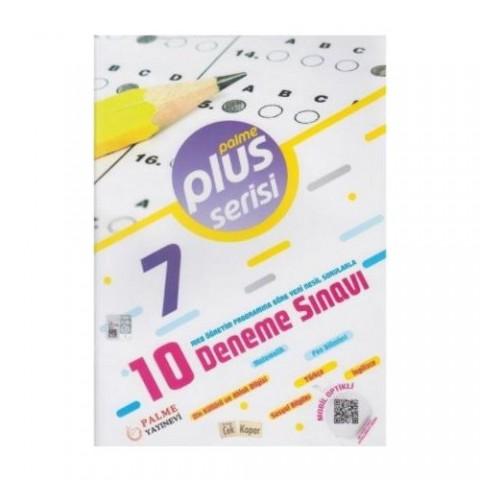 Palme 7.Sınıf Plus Serisi 10'lu Deneme Seti